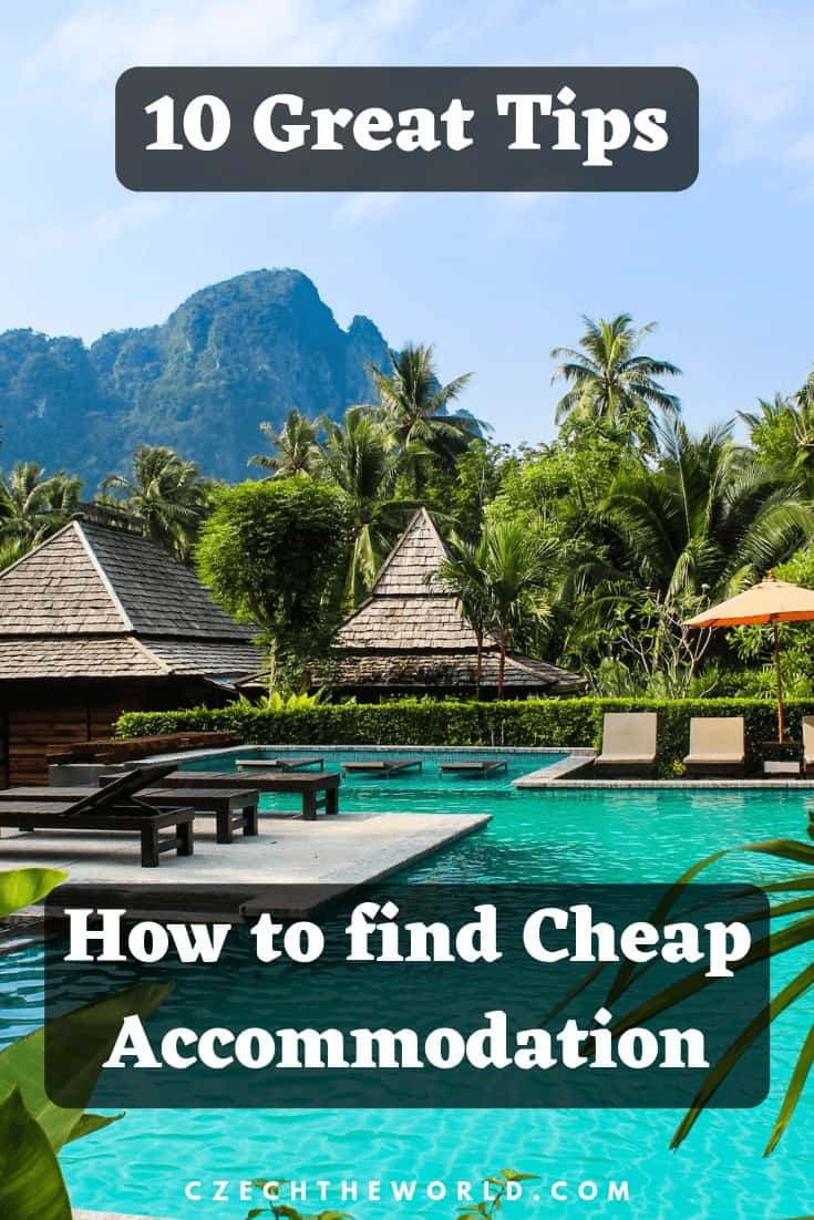 10 Great Tips and Guide for Finding Cheap Accommodation in 2019 (1)