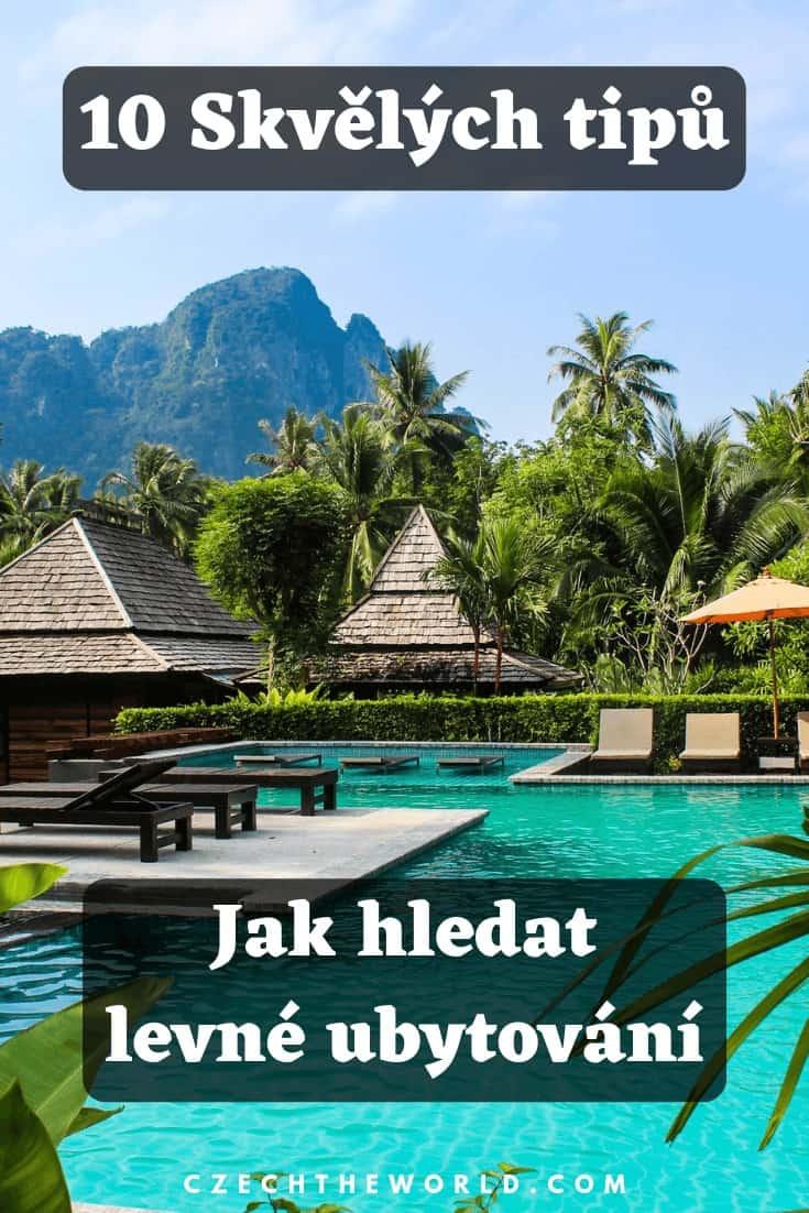 10 tipů_ jak a kde hledat levné ubytování. Kompletní návod pro rok 2019