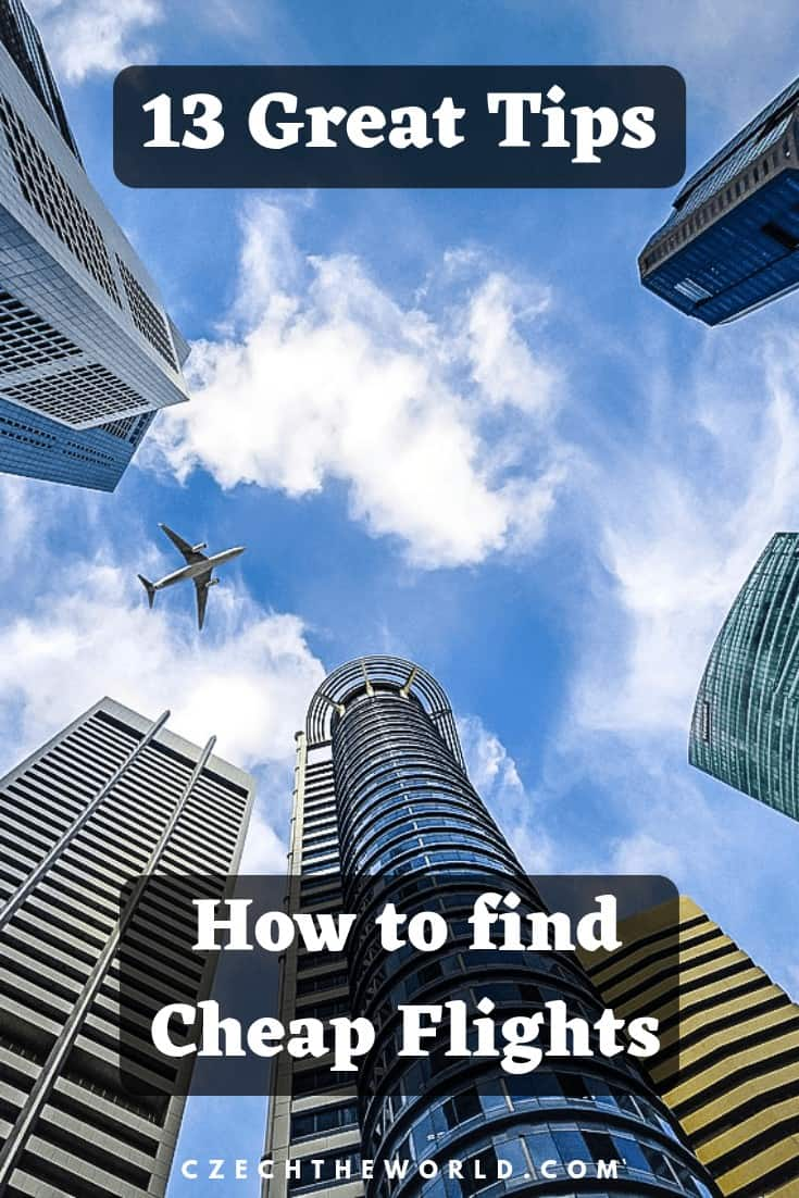 13 Great Tips and Guide for Finding Cheap Flights in 2019
