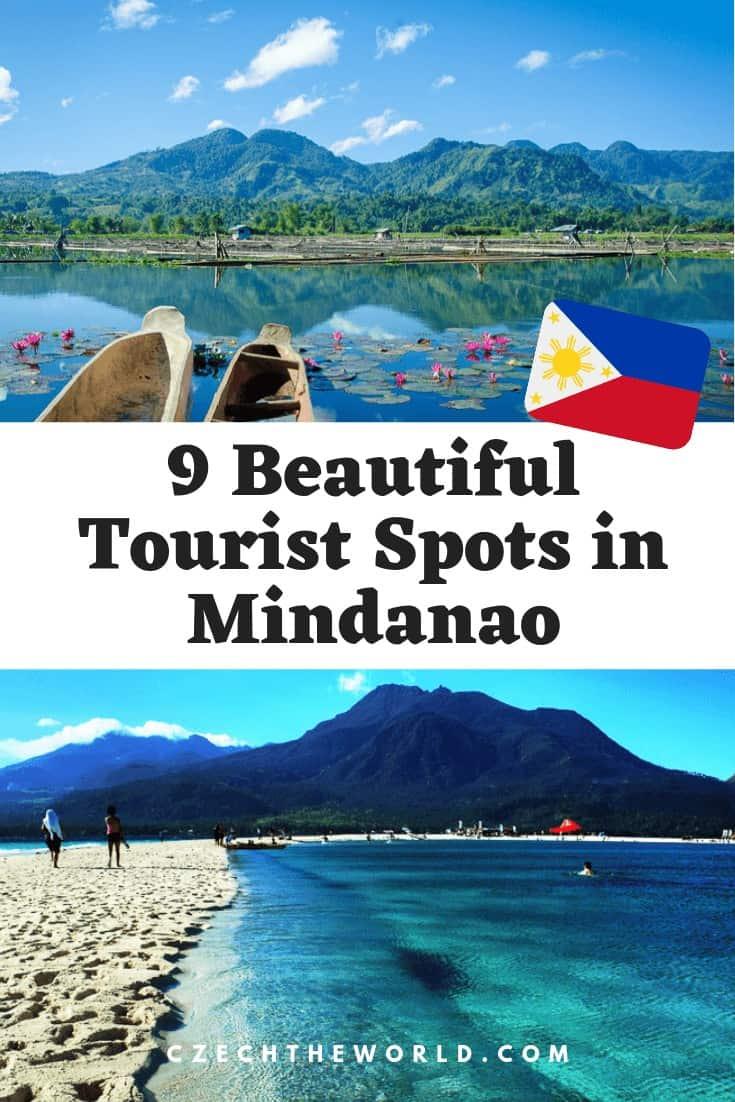 9 Beautiful Tourist Spots in Mindanao