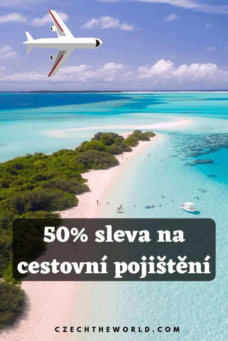 AXA cestovní pojištění online_ 50% sleva pro Vás!