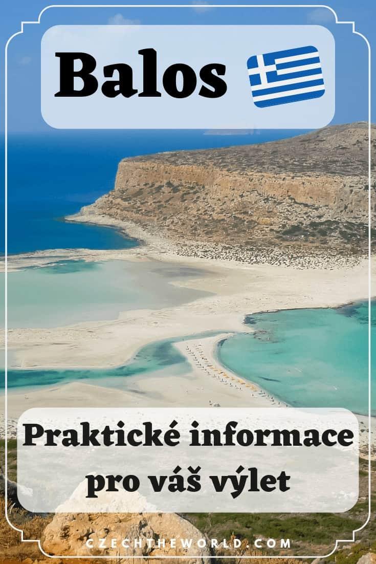Balos Beach od A do Z praktické informace pro váš výlet