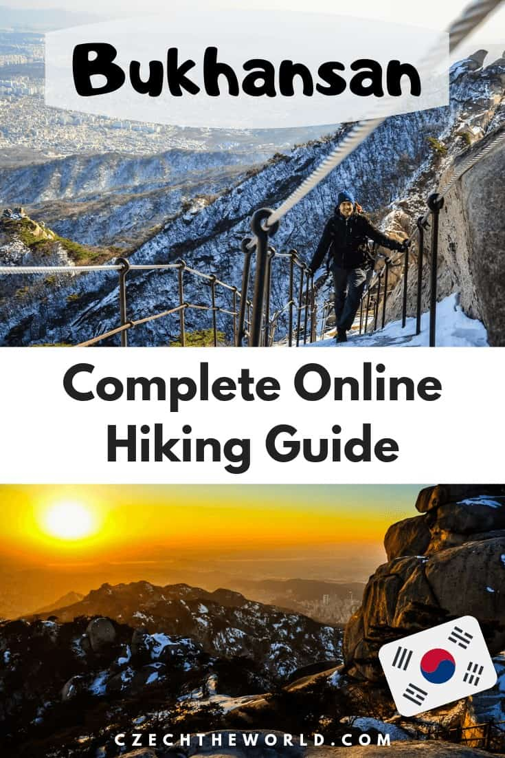 Bukhansan National Park Complete Online Hiking Guide
