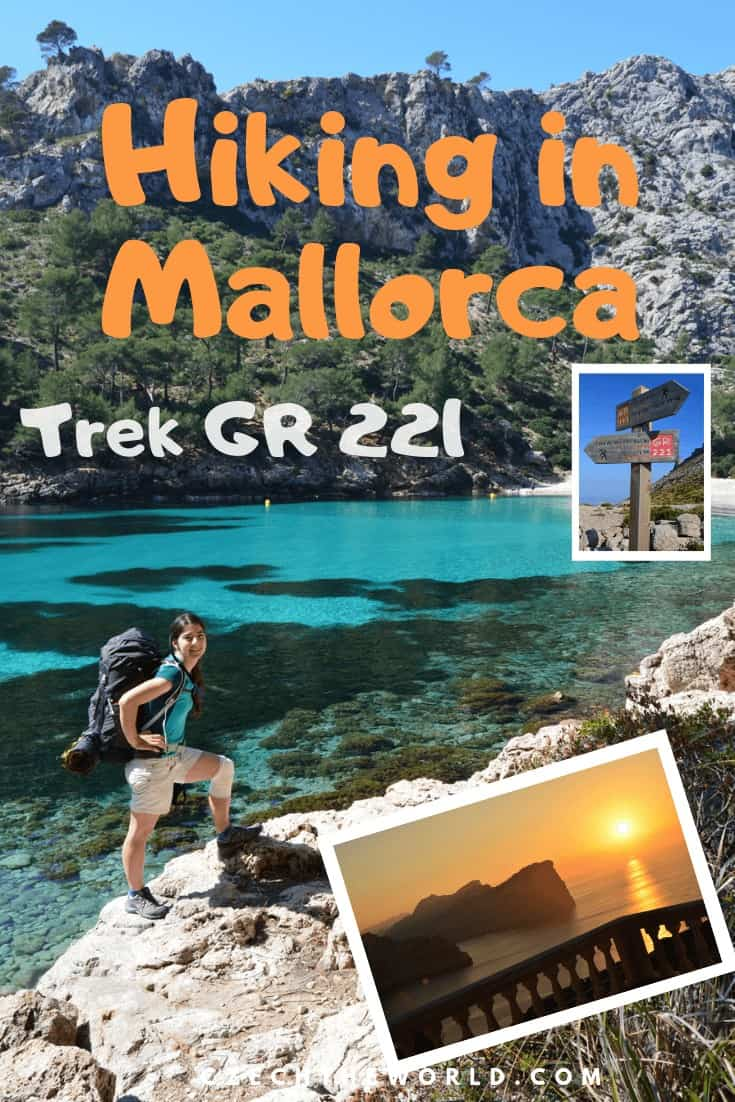 Hiking in Mallorca – Trail GR 221