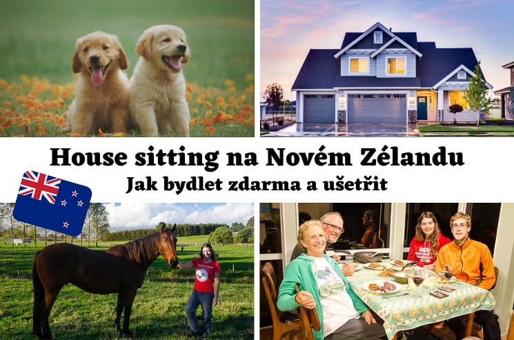 House Sitting na Novém Zélandu: Jak bydlet zdarma a ušetřit?