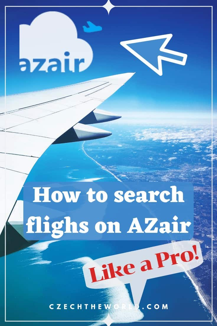 How to Search Flights on AZair like a Pro – Step by Step Guide!