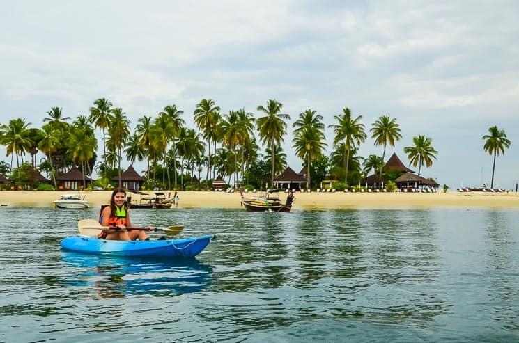 Koh Mook Kayak