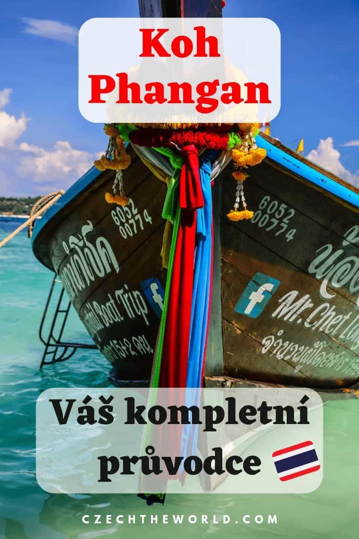 Koh Phangan, Thajsko – vše, co potřebujete vědět