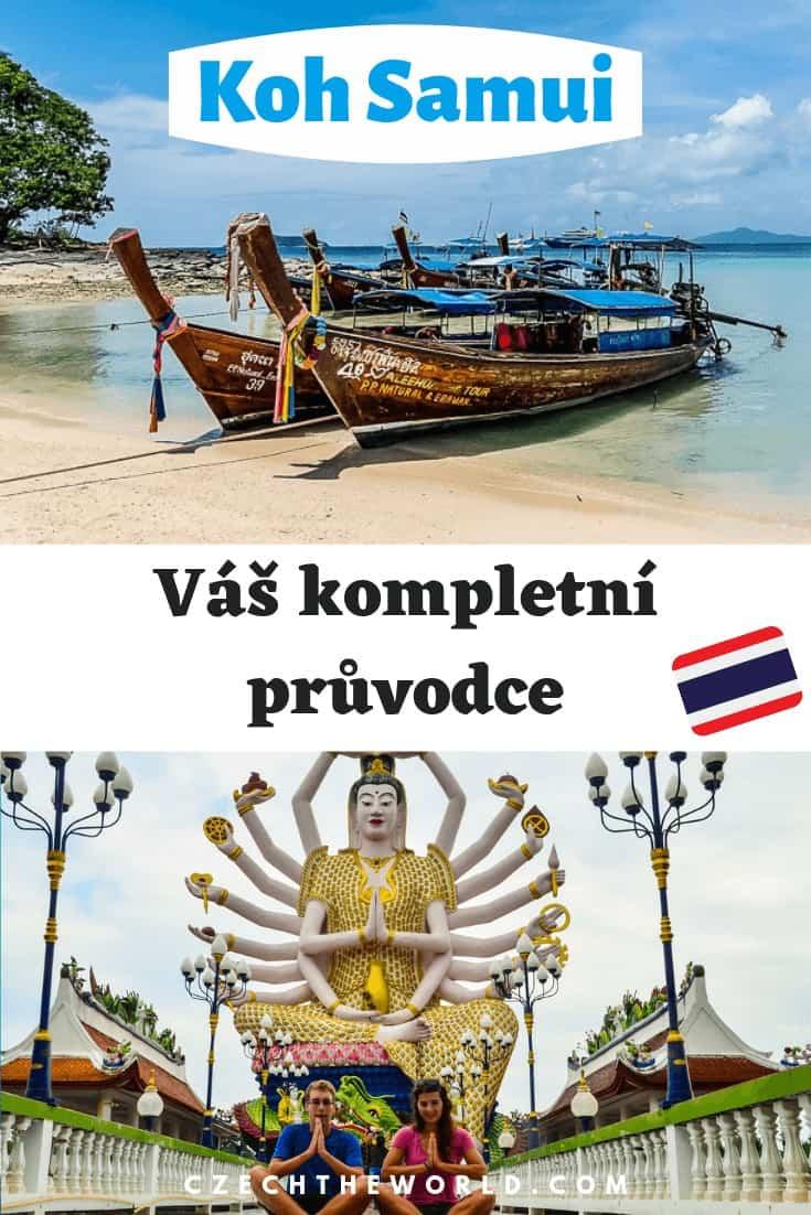 Koh Samui, Thajsko – rady, tipy a praktický průvodce pro vaši cestu