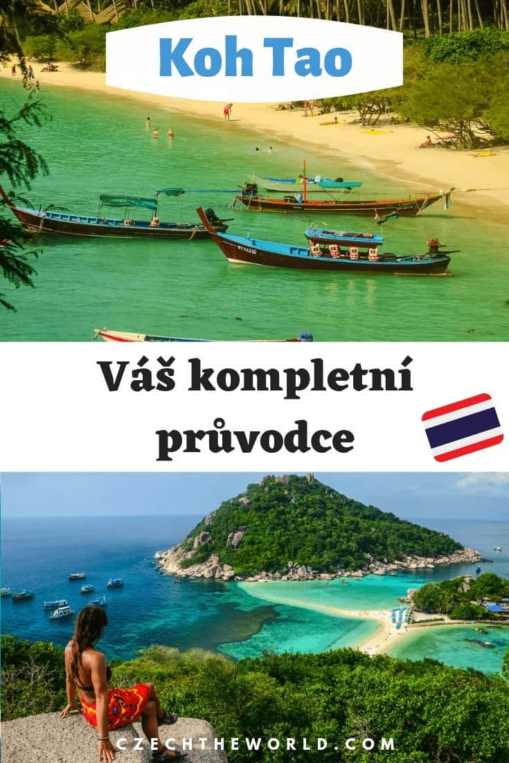 Koh Tao, Thajsko - kompletní průvodce_ pláže, aktivity, výlety, ubytování
