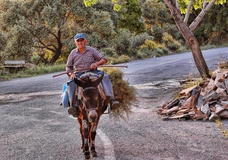Nebojte, doprava na Krétě funguje poměrně dobře.