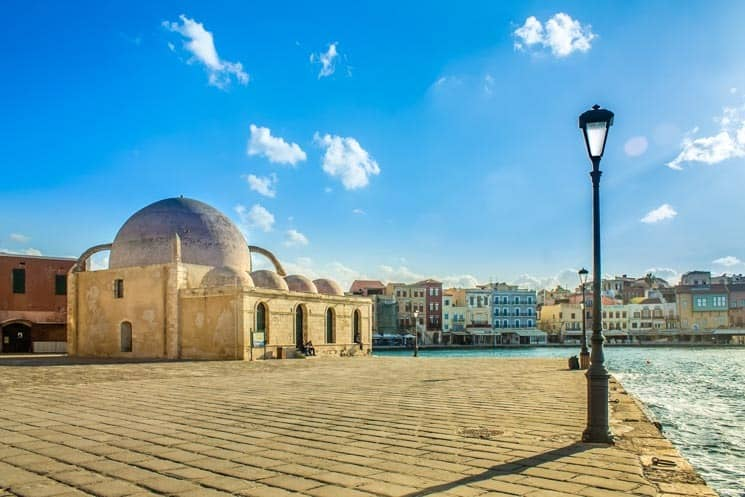 Chania byla až do roku 1972 hlavním městem Kréty. Řecko