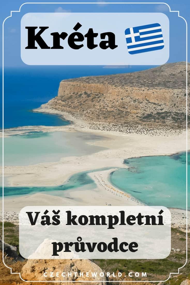 Kréta je největším řeckým ostrovem s bohatou historií i kulturou. Najdeme tu překrásné písečné pláže, antické