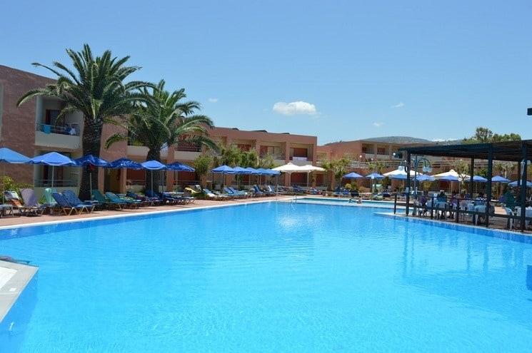 Kréta resort, Řecko