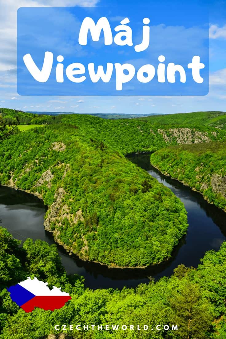 Máj Viewpoint – Tips for trips in the Czech Republic