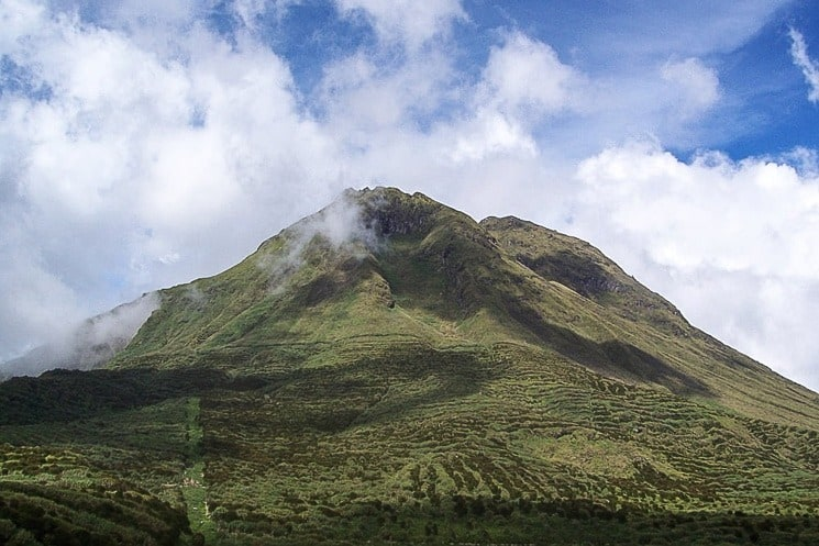 Mount Apo - one of the best tourist spots in Mindanao