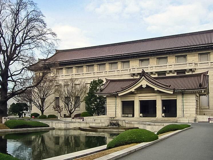 Národní muzeum v Tokiu