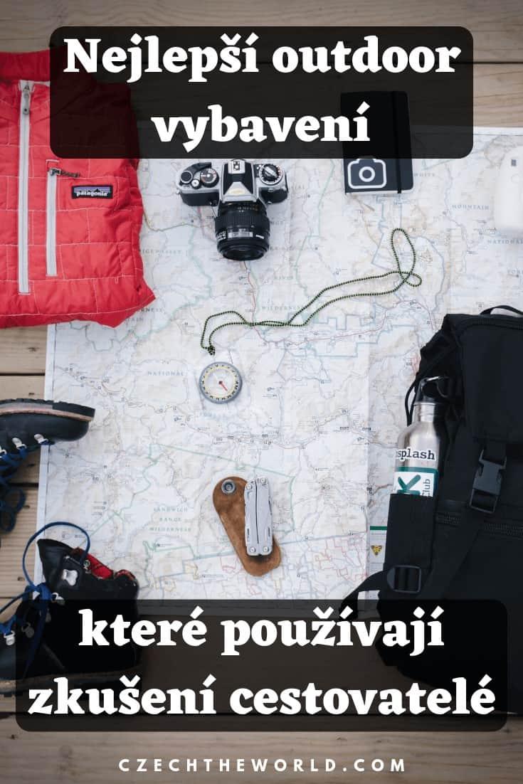 Nejlepší outdoor vybavení, které používají zkušení cestovatelé