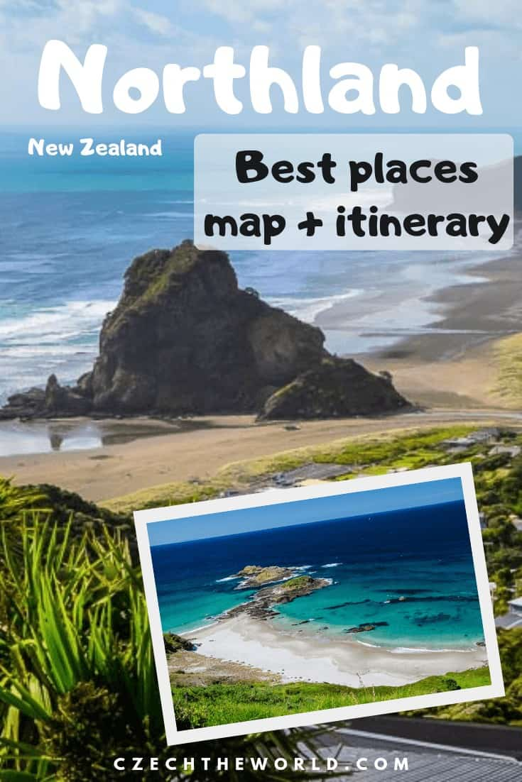 Northland - The Best Places to See + Detailed Map and Itinerary