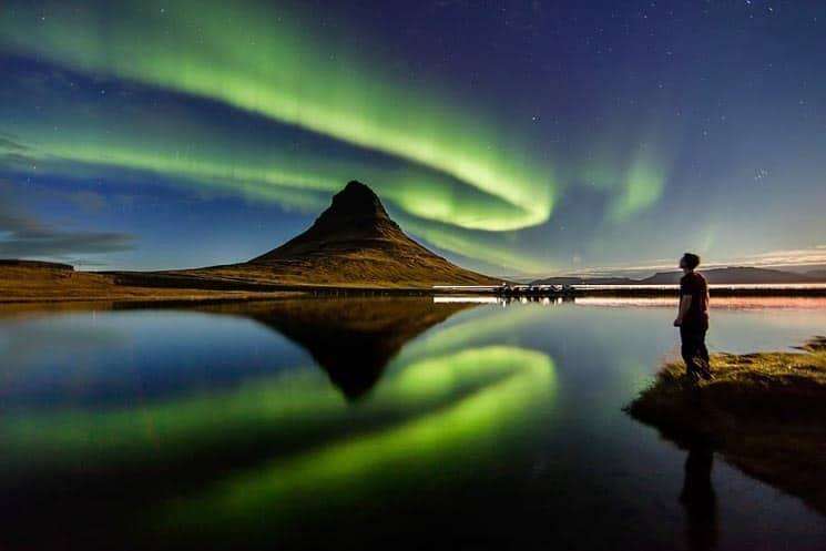 Polární záře - Aurora Borealis je jednoduše magická!
