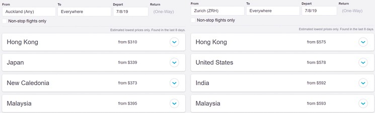 Skyscanner - find your flights