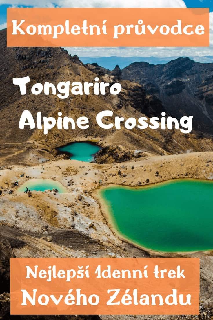 Tongariro Crossing – Nejhezčí jednodenní trek Nového Zélandu