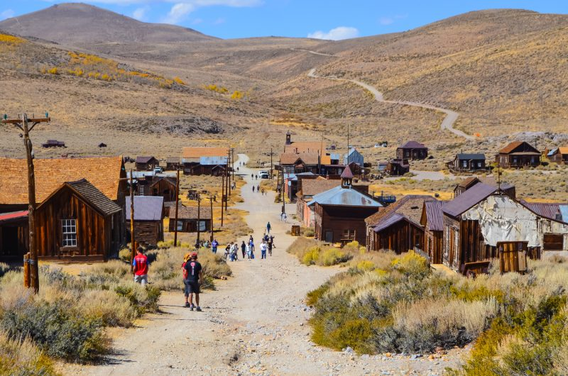Bodie State Historic Park - Guide to California's Ghost Town 9