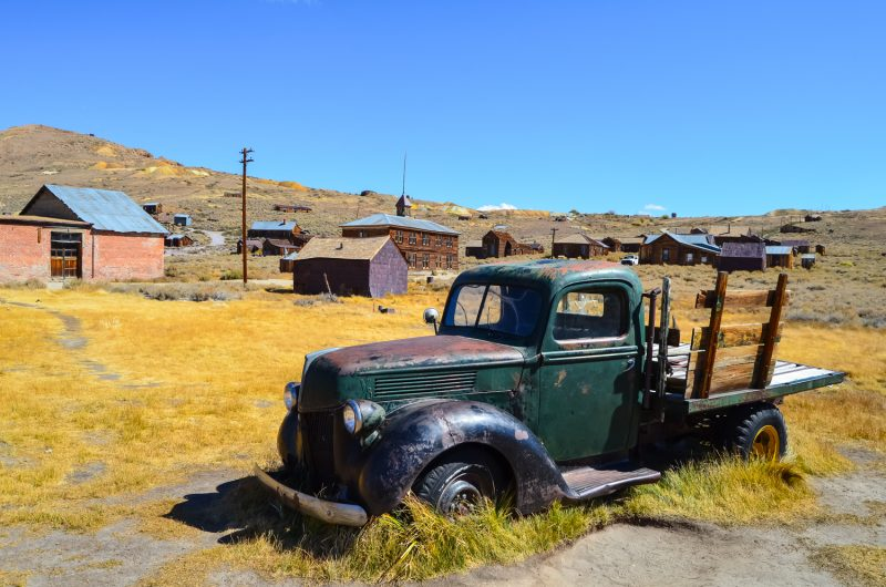 Bodie State Historic Park - Guide to California's Ghost Town 3