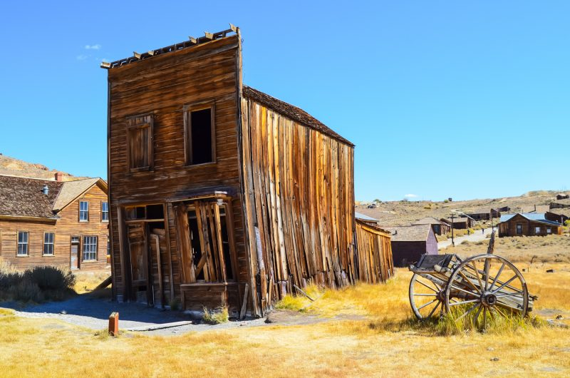 Bodie State Historic Park - Guide to California's Ghost Town 1