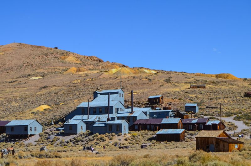 Bodie State Historic Park - Guide to California's Ghost Town 2