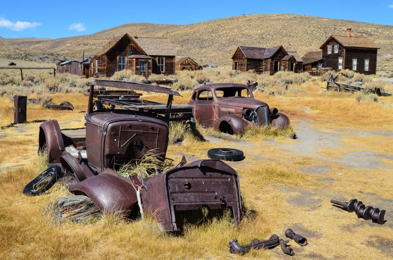 Bodie State Historic Park-36