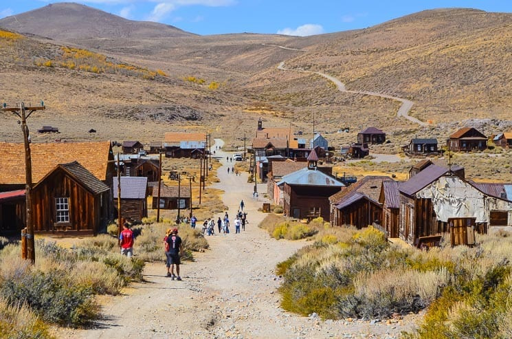 Bodie State Historic Park – Ultimate Guide to California's Ghost Town
