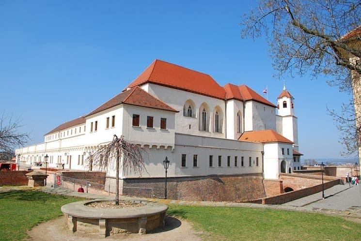 Špilberk Castle - Things to Do in Brno