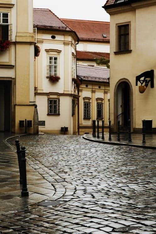 Streets of the Old Town, Best things to do in Brno