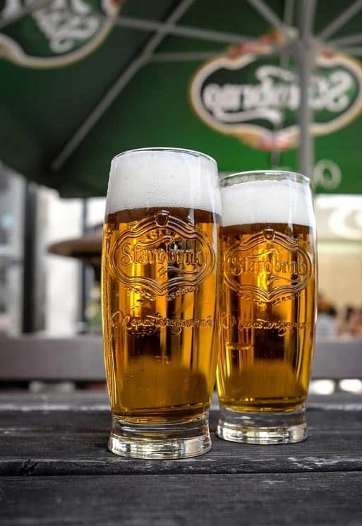 "The biggest Czech lie is ""Let's have just one beer"". Brno Guide"