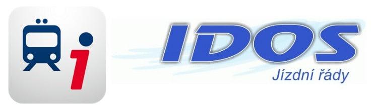 IDOS jízdní řády autobusy vlaky