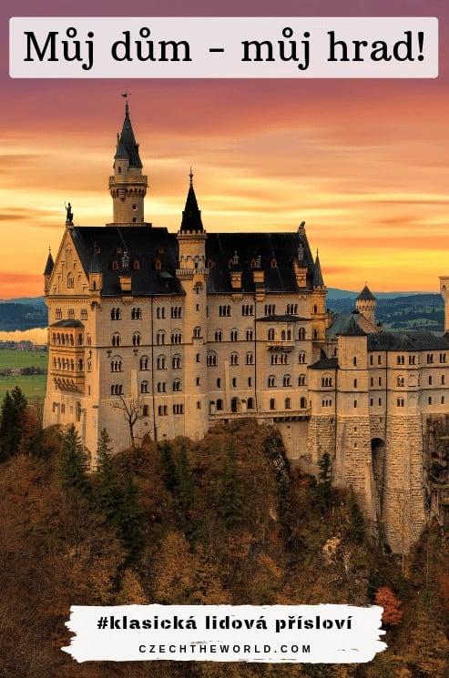 Můj dům - můj hrad!