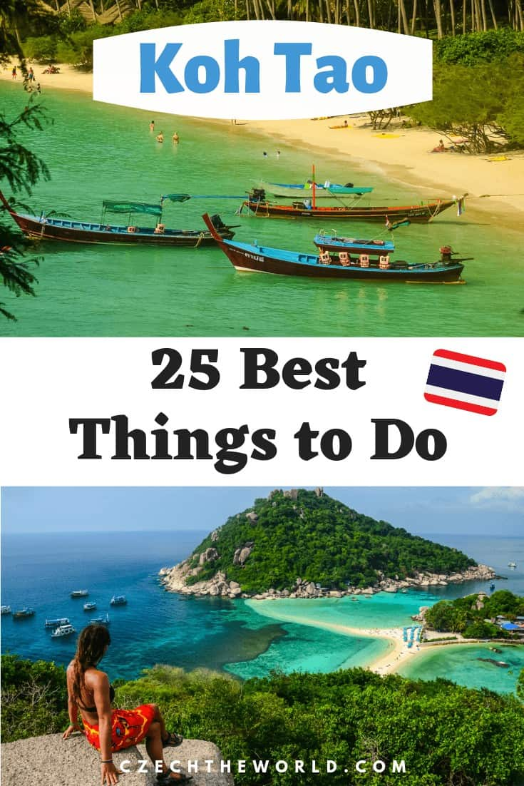 Koh Tao - 25 Best Things to Do