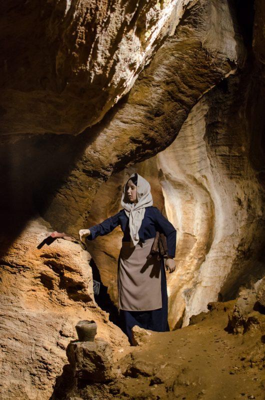 Bývalá penězokazecká dílna -Koněpruské jeskyně