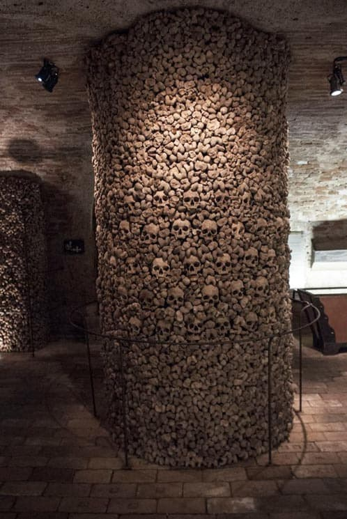 St. James Ossuary. Things to Do in Brno
