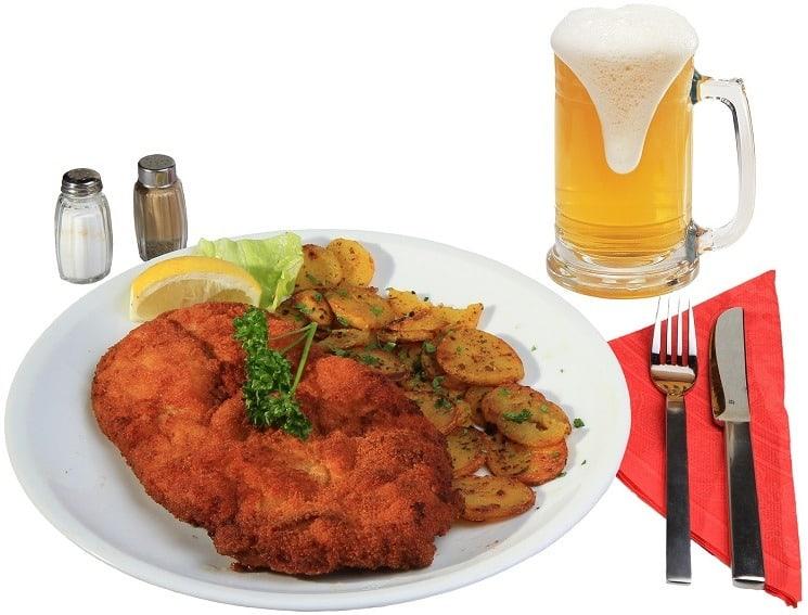 Weinersnitchel - Wiener Schnitzel Austrian National Dish
