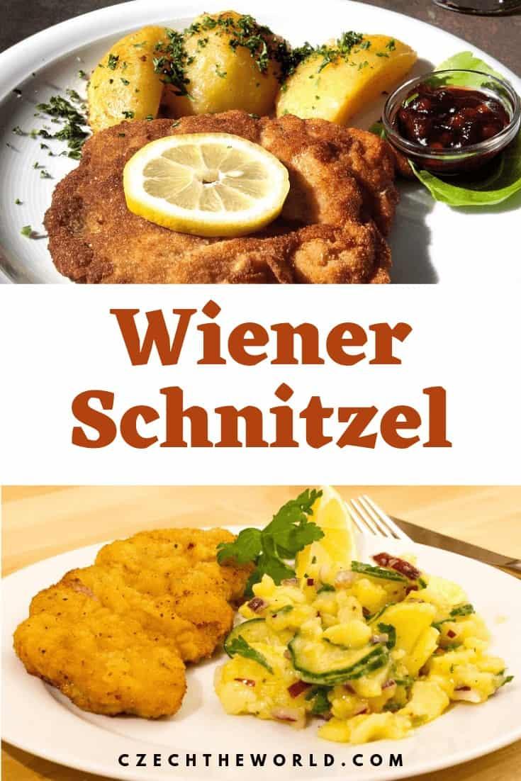 Wiener Schnitzel - Weinersnitchel