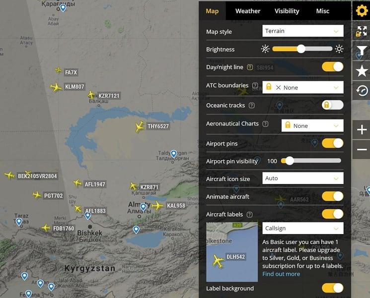 Flightradar24 com