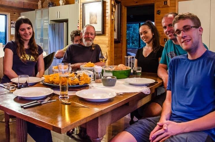 Nejúžasnější Couchsurfing na Novém Zélandu - hostitelé se o nás postarali jako o vlastní děti!