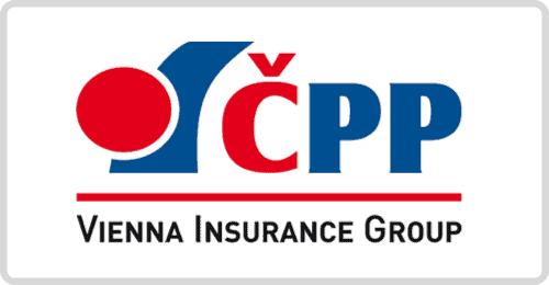 Česká podnikatelská pojišťovna logo