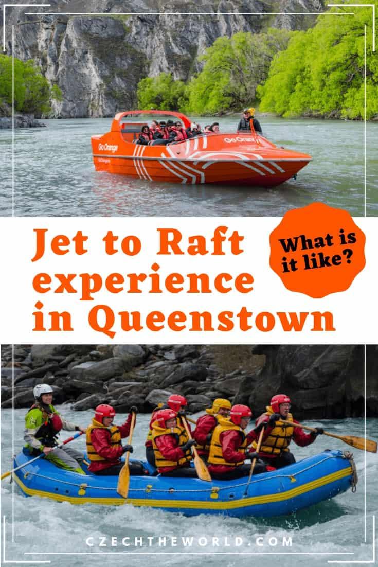 Jet 2 Raft experience