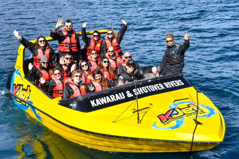Fastest Jet Boat in Queenstown - Iconic New Zealand Experience 1