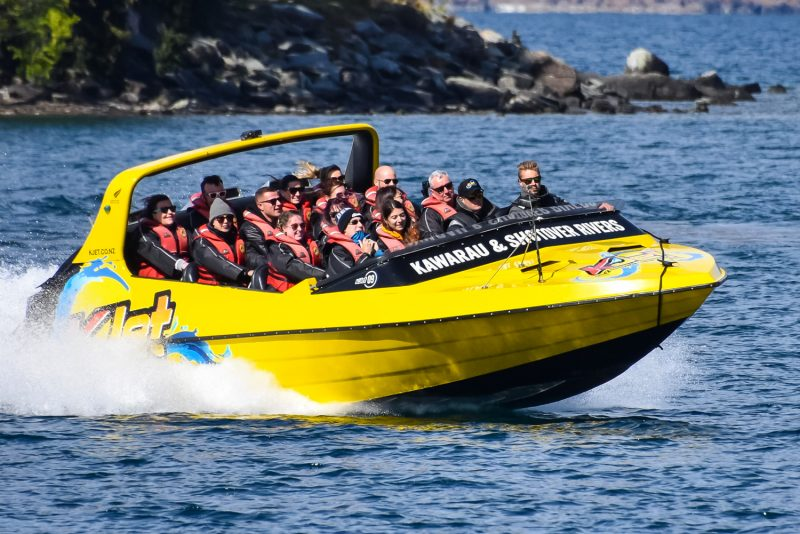 Fastest Jet Boat in Queenstown - Iconic New Zealand Experience 2