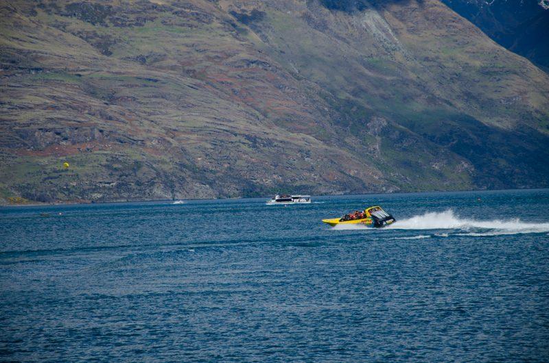 Jet Boat Experience Queenstown