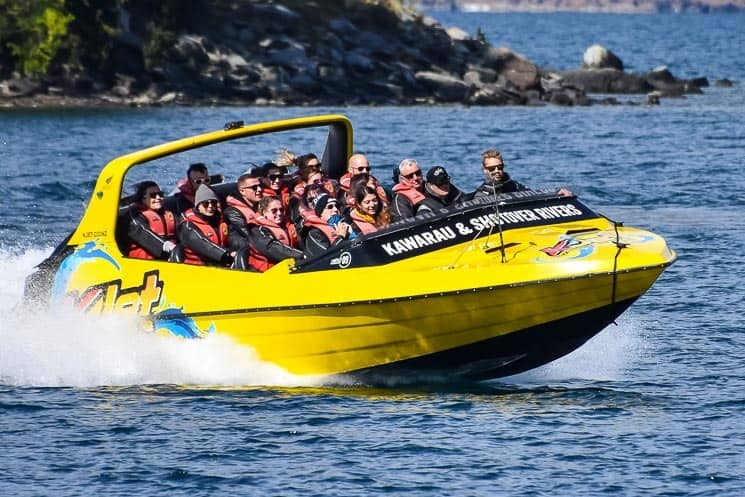 KJet - Jet Boatswill take you to Kawarau a Shotover River, Best Things To Do In Queenstown